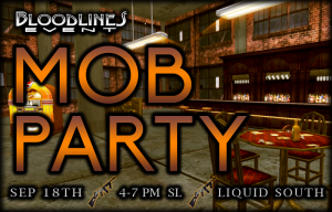 MOB PARTY22